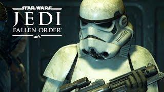 STAR WARS JEDI FALLEN ORDER - O Início de Gameplay, Dublado e Legendado em Português PT-BR
