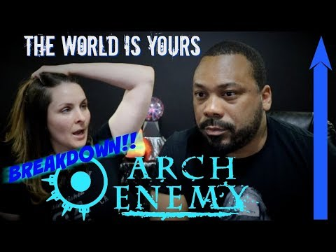 Arch Enemy The World Is Yours Reaction!!