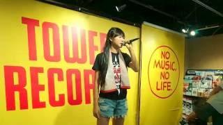 963、2ndシングル『ストロー』インストアライブ@タワーレコード 福岡パ...