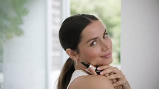 Actress ana de armas invites us into her bathroom to share an essential part of beauty routine.actress armas' skincare essentials – new #theconcen...