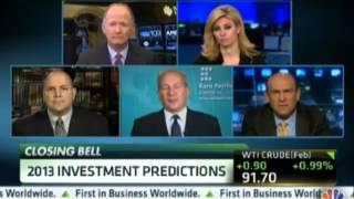 Peter Schiff 2013 - Peter Schiff owns Ignoramus Steve Liesman