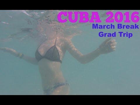 Cuba 2016 - March Break
