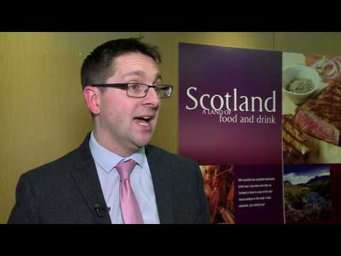 Support for Scotland's food and drink industry