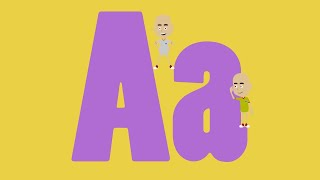 "Letter A Song ""Hooray for A"""