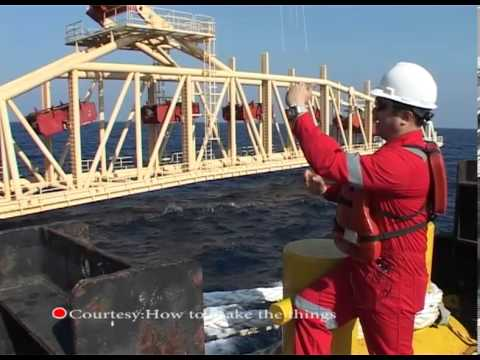 Serial How To Make The Things: How to do the Subsea Installation Eps 2 Segment 2 Of 4