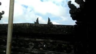Pura Padharman Catur Lawa Ida Ratu Dukuh Besakih (pura Besakih the Biggest temple At Bali)