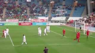 España-Georgia Sub-21 (Almería, 12-11-2015) 1-0 Gol de Deulofeu