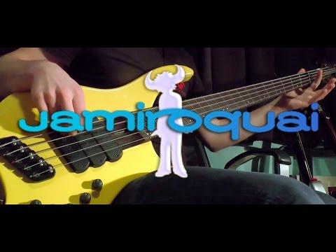 Jamiroquai - Automaton (Bass cover by Werner Erkelens)