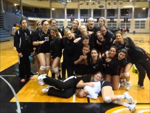 Southwestern University Volleyball 2012