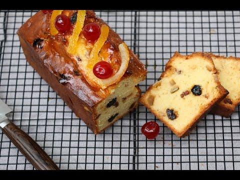 recette-cake-facile-aux-fruits-confits-moelleux