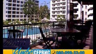 Аренда квартир в Паттайе. Недвижимость в Таиланде.(, 2010-12-23T10:52:14.000Z)