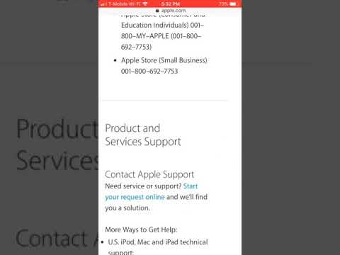 Free IPhone (apple Support Chat)