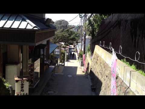 Kamakura Daibutsu and Enoshima Island, Kanagawa Prefecture, Japan