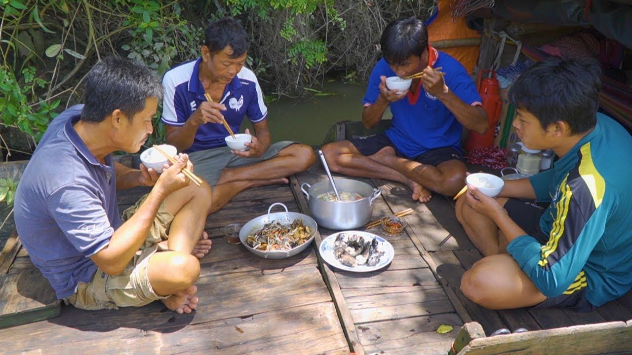 Download Bữa Cơm Ngày Gặp Lại, Cá Trê Kho Gừng | Nét Quê #260