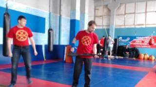 Восьмиборье русского боевого многоборья. Прямая трансляция пользователя Maksim Shatunov