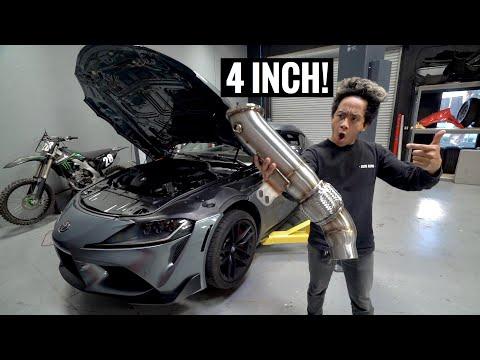 Making a Toyota