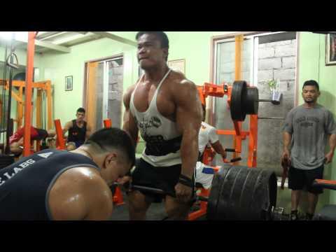 500 lbs dead lift