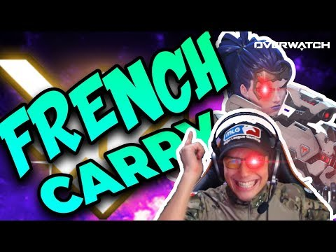 FRENCH CARRY GRAND MASTER WIDOWMAKER OVERWATCH