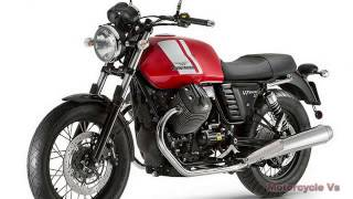 2015 Triumph Bonneville VS Moto Guzzi V7 II Special - Visual Comparison