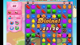 Candy Crush-Level 1354