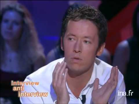 Anti interview de Jean Luc Lemoine - Archive INA