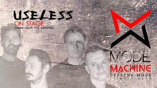 Useless - Mode Machine Depeche Mode tribute band from Italy
