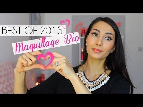 BEST OF BEAUTY 2013 - Maquillage BIO + Pourquoi j'en utilise moins