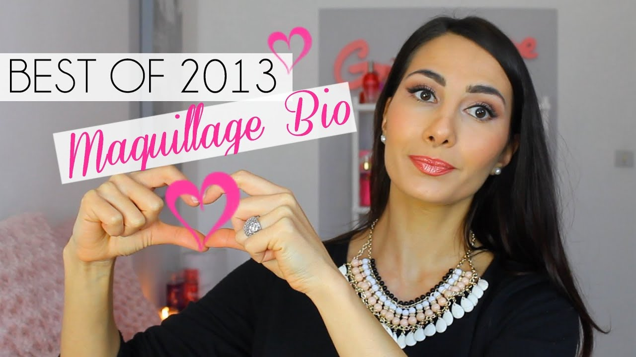 maquillage bio youtube