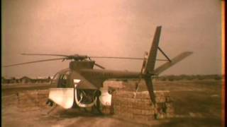 OH-6A Cayuse Helicopter (17th Air Cavalry) Tay Ninh, South Vietnam