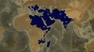 EU4 - Timelapse - My Catholic Greek Empire