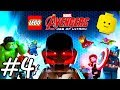 LEGO Marvel Avengers Cartoon Game Videos for Kids - Superheroes Video Games for Children #4