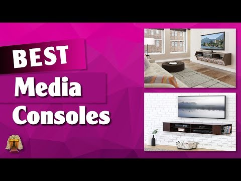 Top 5 Best Wall Mounted Media Consoles perfect models for any budget