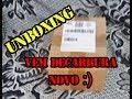 Unboxing - Carburador Novo