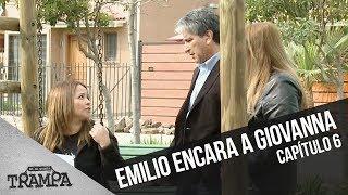 Emilio encara a vendedora | En su propia trampa | Temporada 2017