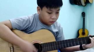 Ơi cuộc sống mến thương guitar - phaolo music