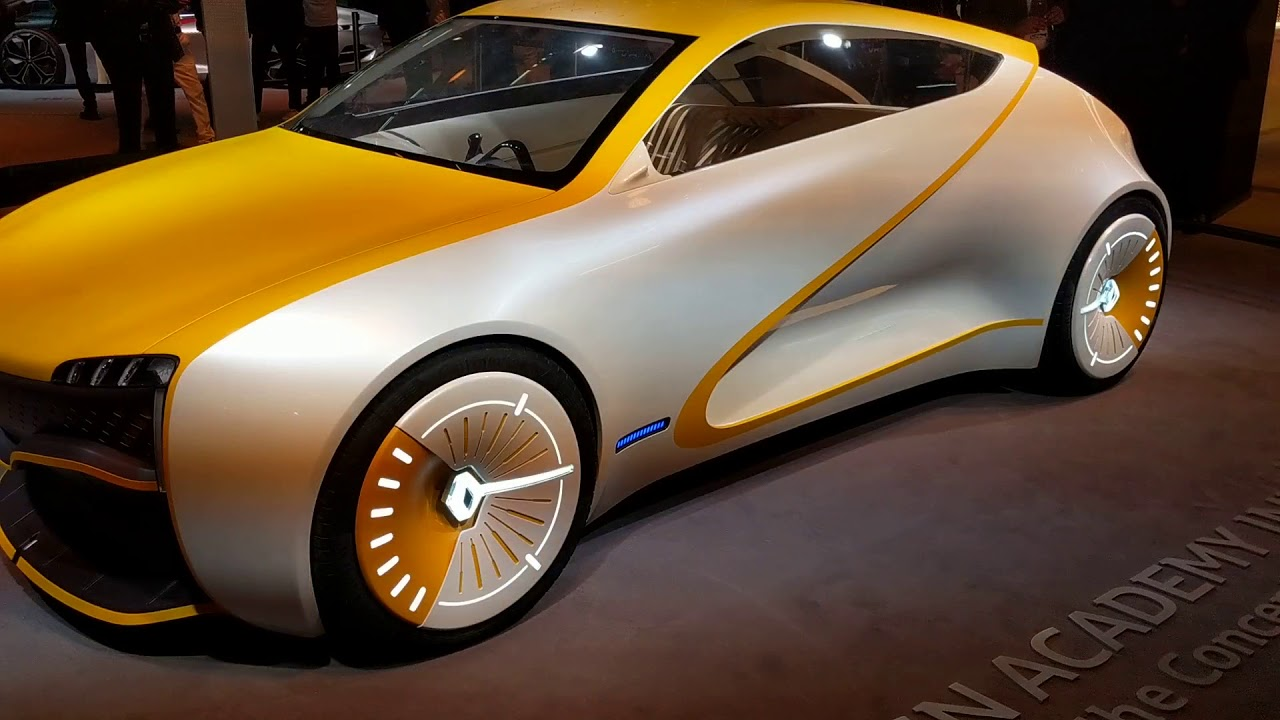 Designed By Indians Renault Concept Review In Hindi Auto Expo 2018 Motoroctane