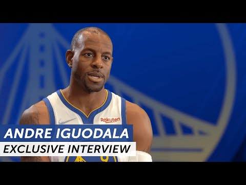 Warriors' Andre Iguodala on his bond with Stephen Curry, mentoring James Wiseman | NBC Sports BA