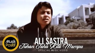 Download lagu Ali Sastra Ft. The Jenggot - Tuhan Tahu Kita Mampu