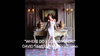 """""""WHERE DO I GO FROM HERE""""  DAVID SILVERMAN  A Classic Barry Manilow Song"""