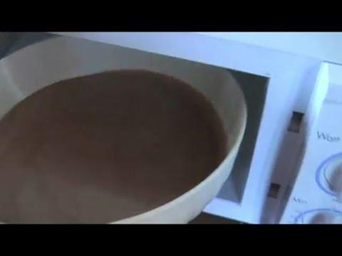 Crema pasticcera al cioccolato cotta al microonde da - Forno tradizionale e microonde insieme ...