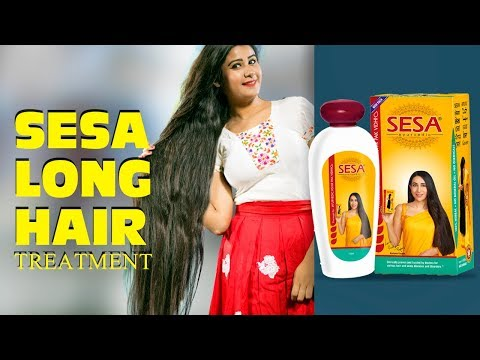 SESA LONG HAIR CARE