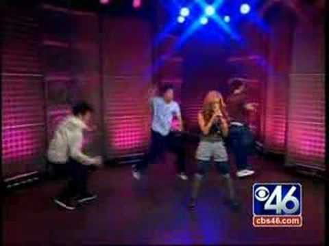 Ashley Tisdale - He Said She Said - The Early Show