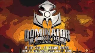 EddyHardcore @ Dominator 2015