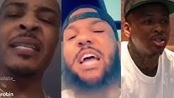Rappers React to Kodak Black disrespecting Nipsey Hussle & his wife Lauren London