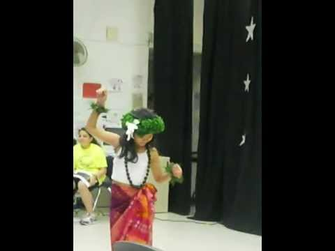 "Gabrielle Hope Changcoco-Caoagas  ""Talent Show at Schuchard Elementary School"""