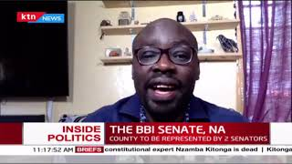 Is the BBI report introducing an imperial presidency?   Inside Politics with Jesse Rogers