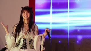 日本歌唱组合Ladybaby来马的精彩表演Ladybabyはマレーシアで演奏した。 ...