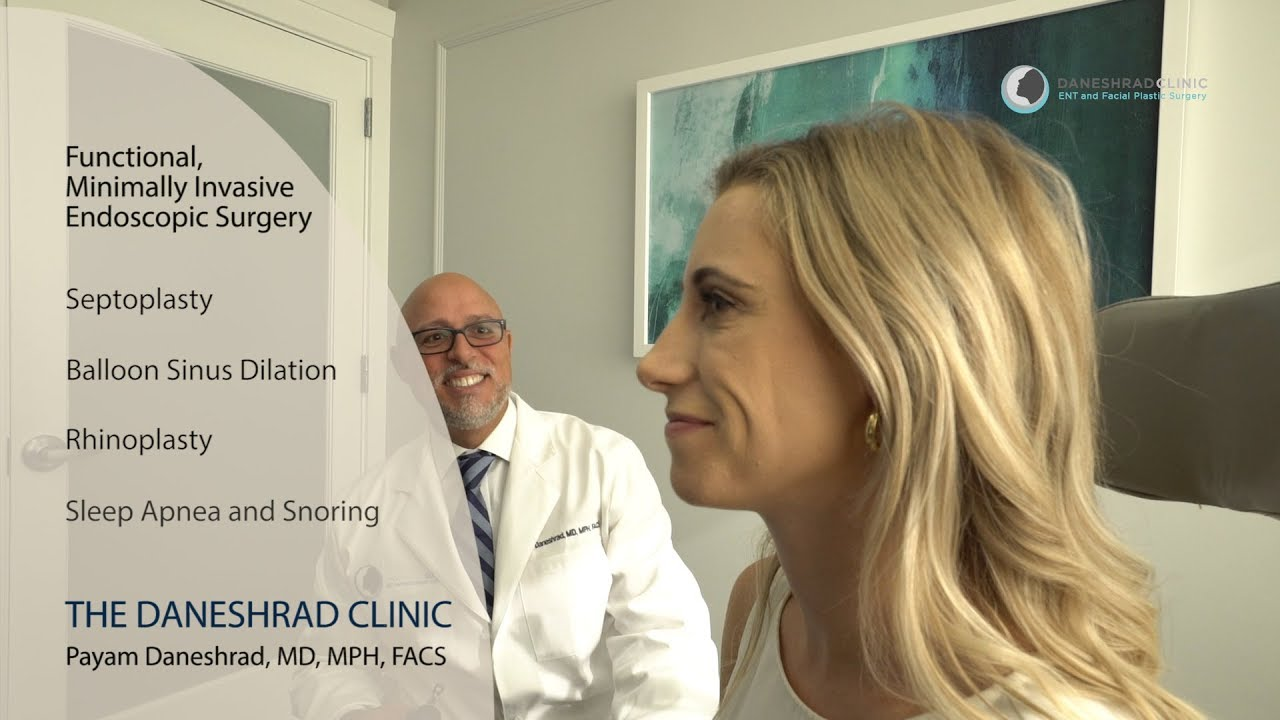 Santa Monica Ear, Nose,  Throat  Facial Plastic Surgeon -4796