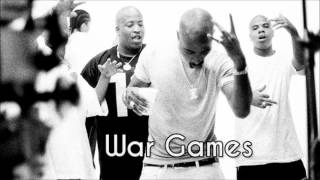 2Pac - War Games (Catchin
