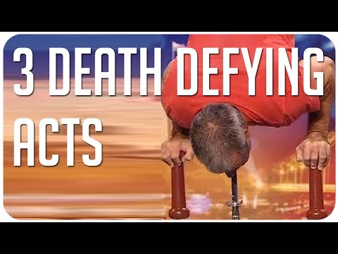 3 Death defying Got Talent acts from around the world!